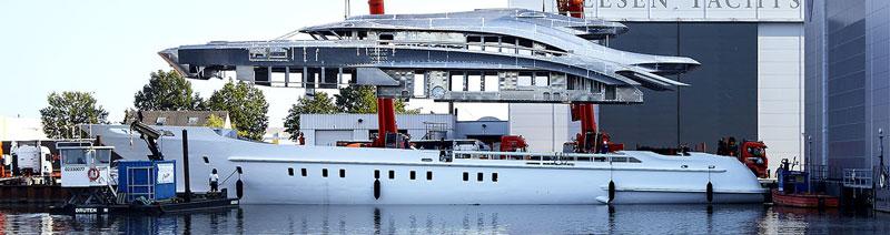Строительство яхт Кипр