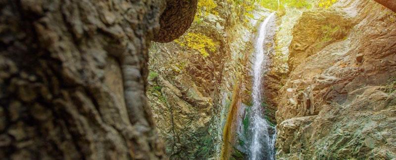 Экскурсия с гидом водопад Миломери