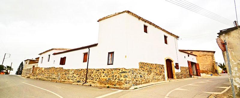 Деревня Менико