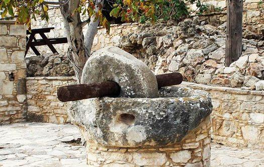 Деревня Полеми Кипр