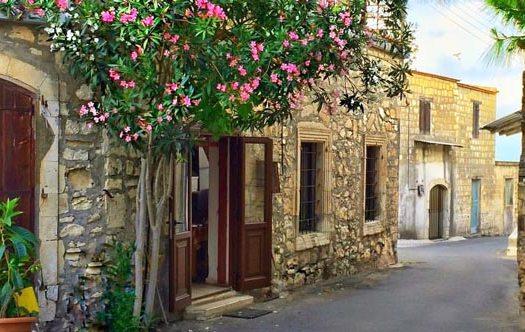Фити деревня Кипра