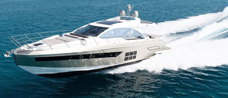 Аренда яхты azimut s6 Кипр