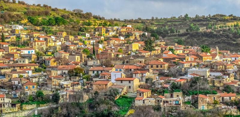 Деревня Арсос