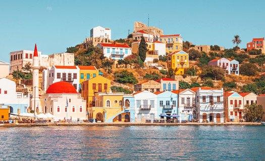 Круизы на яхте с Кипра на Кастелоризо