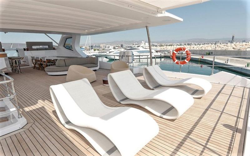 яхта azimut grande 35m продажа цена