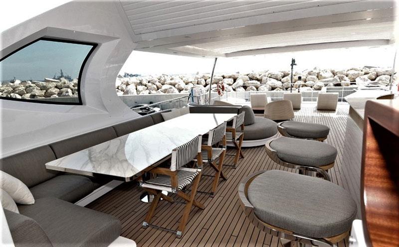 яхты azimut grande 35m Кипр покупка