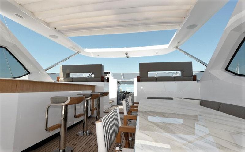 яхты azimut grande 35m Кипр стоимость