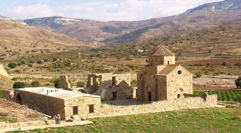 Монастырь Панагия ту Синти
