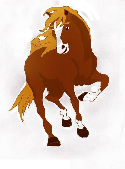 Картинки лошадей для детей - Мой Конь