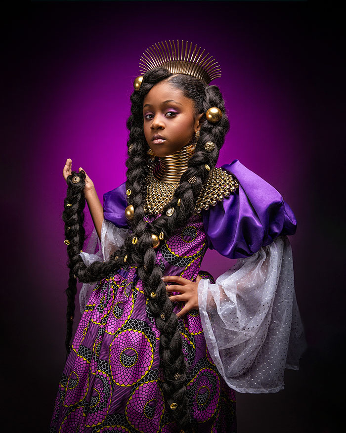 disney princesses reimagined as black princesses