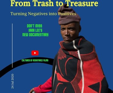 From Trash to Treasure: turning negatives into positives(2020)