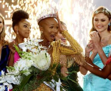 Meet  Shudufhadzo Musida, The New Miss South Africa 2020