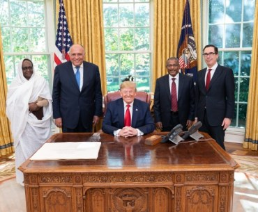 Donald Trump to Remove Sudan From Terrorist Following 330 Million Dollar Payment