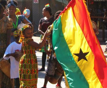 United Airlines Launches Nonstop Flights to Ghana From Washington, DC