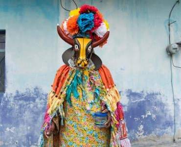 #MaDiaspora: Coyolillo's Carnival Is A Celebration of Afro-Mexican Culture