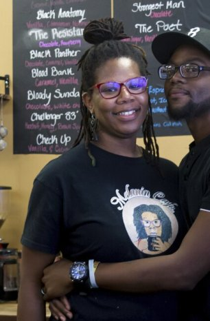 Black History & Coffee Are Served In Equal Measure In This Alabama Café