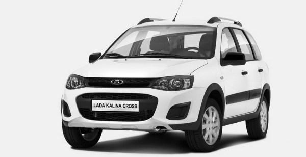 Лада Калина Кросс (Lada Kalina Cross) 2019-2020 в новом ...