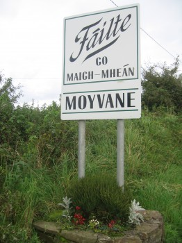 Welcome to Moyvane