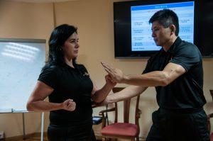 Wing Chun Mujeres