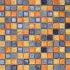 Mozaiek Oranje Fantasie