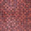 Mozaiek Rood Glans