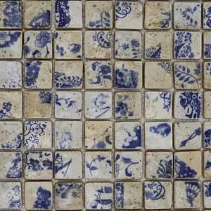 Mozaiek Delft