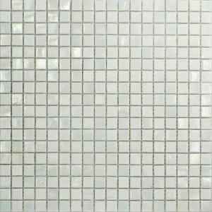 Mozaiek Iridium Witte Mix