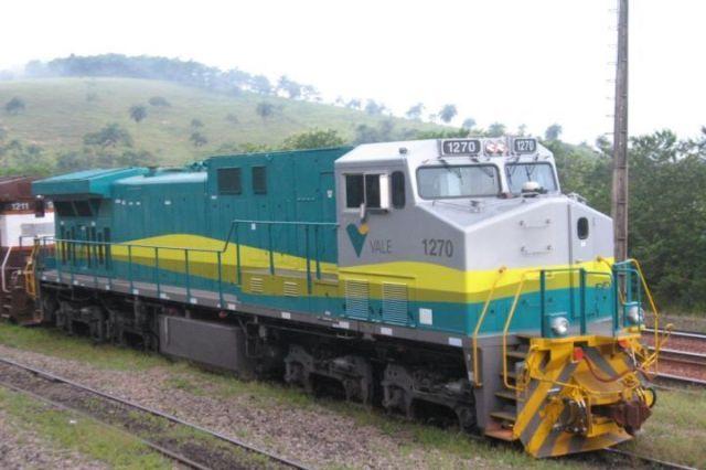 A Vale coal train