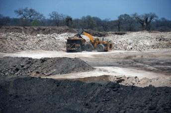 Moatize Vale Coal Mine