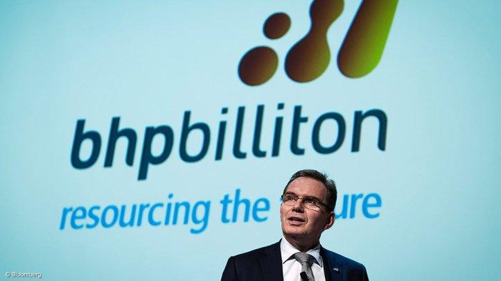 BHP Biiliton Andrew Mackenzie
