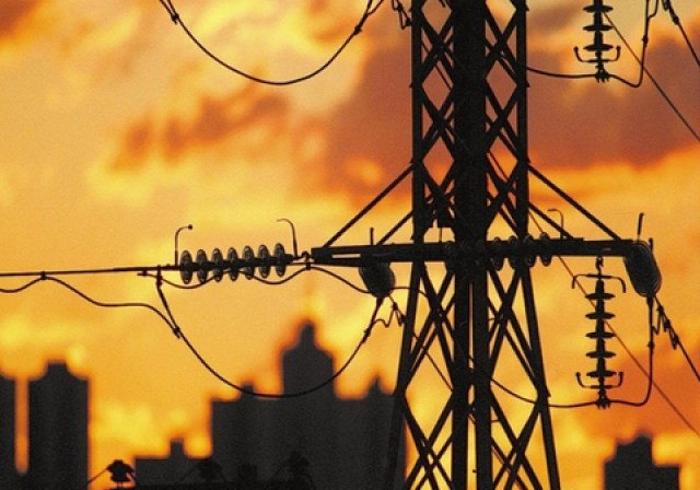 Public companies were founded for electricity production, transmission and distribution