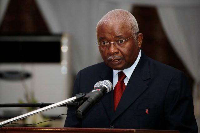 Armando Guebuza, The Presidente of Mozambique