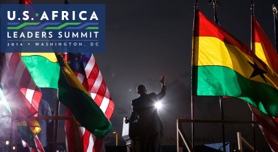 US Africa Summit 2014
