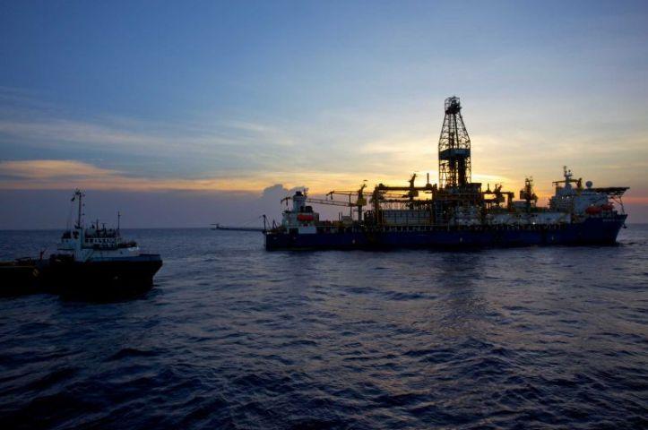 Anadarko -The Deepwater Millennium drillship