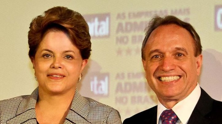 The incumbent Brazilian President suffers tough challenges for re-election