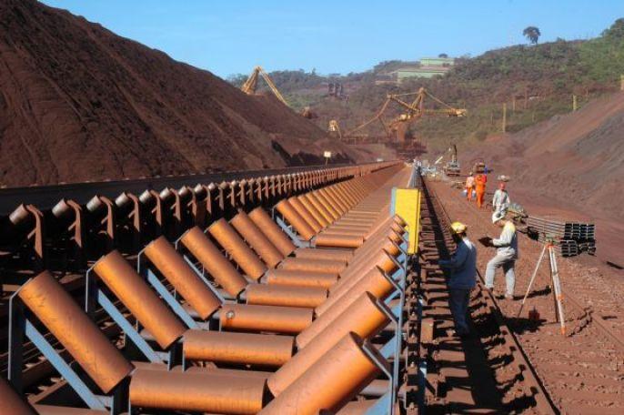 Iron ore Carajas mine