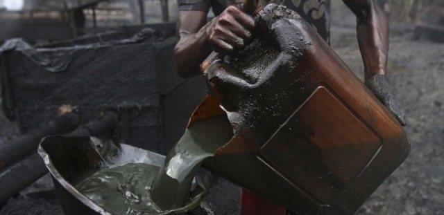Niger Crude Oil Theft