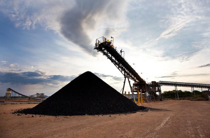 Former Rio Tinto coal assets, now acquired by India consortium