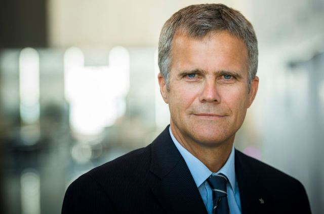 Statoil CEO Helge Lund resigns to lead LNG player BG