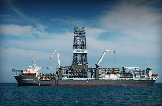 Statoil - ExxonMobil strike gas off Tanzania