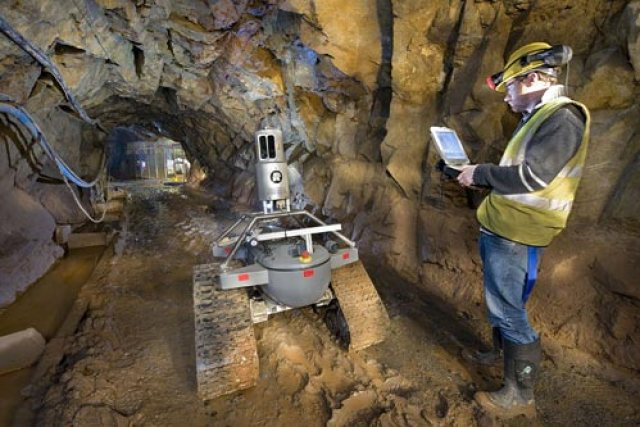 3D Laser Mapping is at the forefront of laser scanning in the mining sector.
