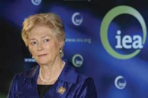Executive Director, International Energy Agency (IEA), Maria van der Hoeven
