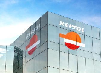 Repsol headquarter