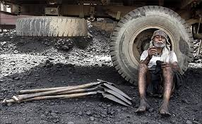 """It is time for coal workers to do or die,"" thundered the Indian National Mineworkers Federation."