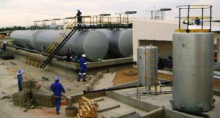 Engen has invested N$48 million investment in a new fuel depot in the north-Namibian town of Grootfontein