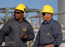 Eni Angola Staff