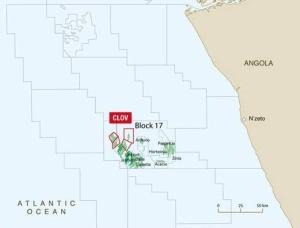 Angola Dalia Phase 1A on deep offshore Block 17