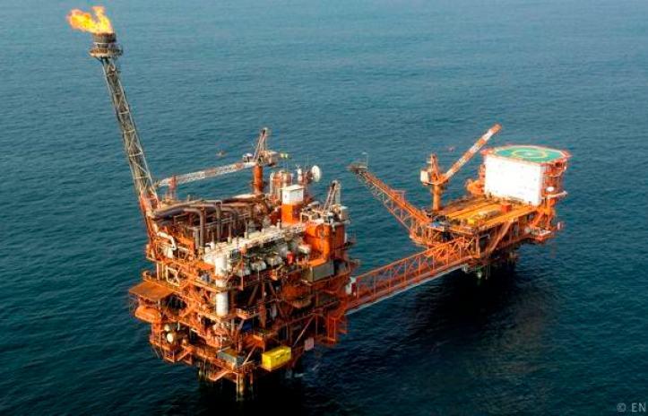 Eni Congo Offshore Platform