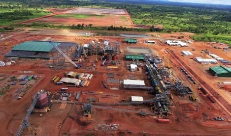Syrah Balama Plant Site Overview