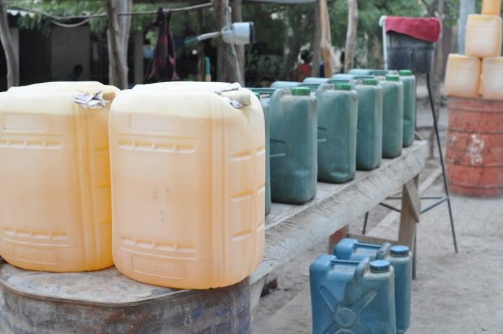 Fuel Contraband